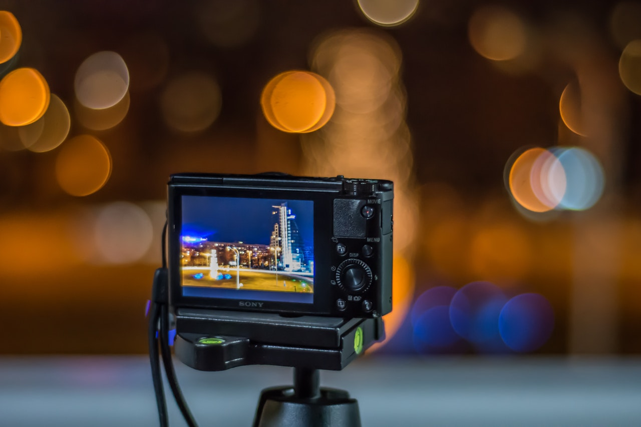 compact sony camera