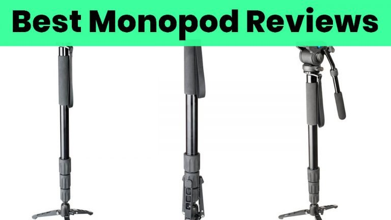 Best monopod reviews