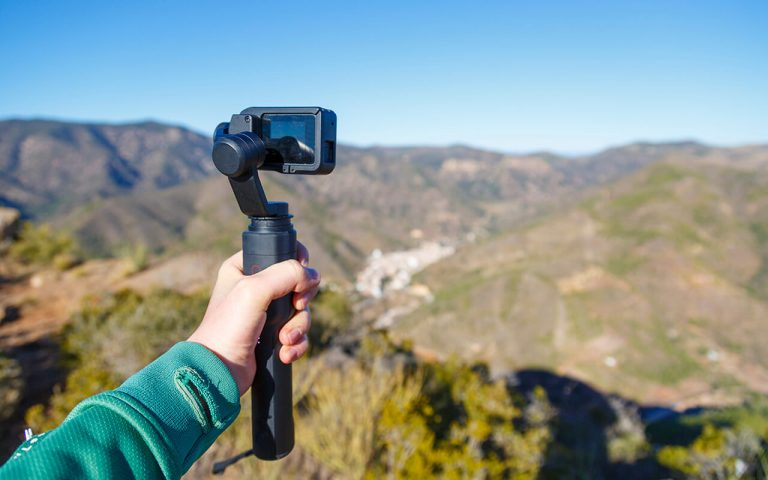 Best Gimbals for GoPro Action Cam