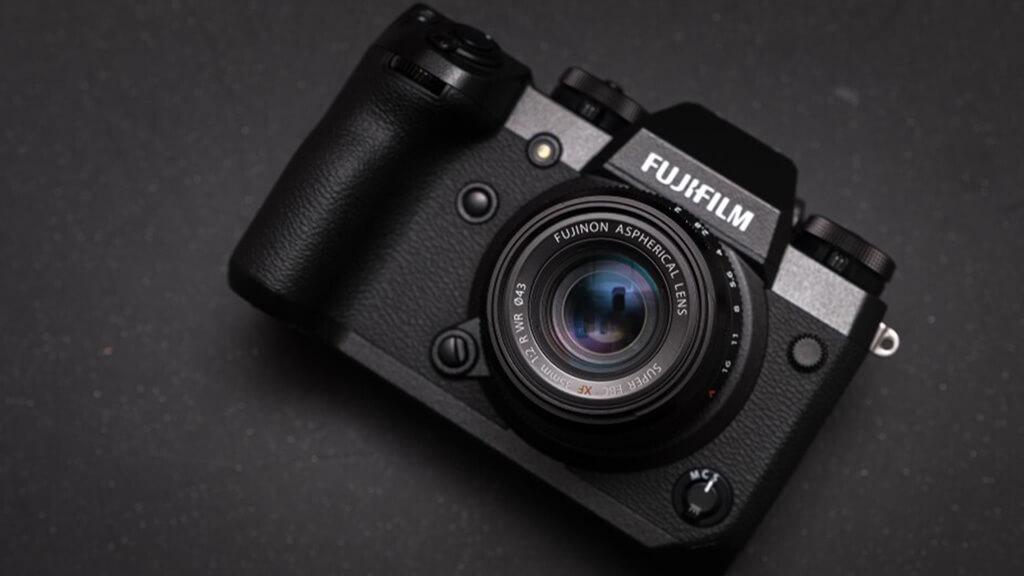 Best Camera Brands - Fujifilm