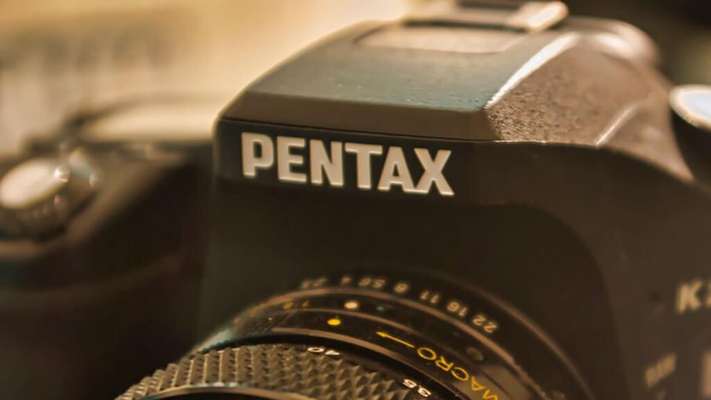 Best Camera Brands - Pentax