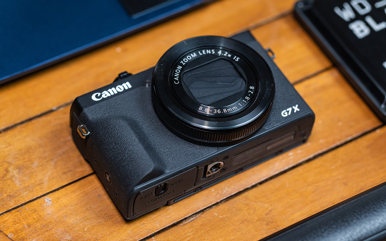 Best Canon Point and Shoot Cameras