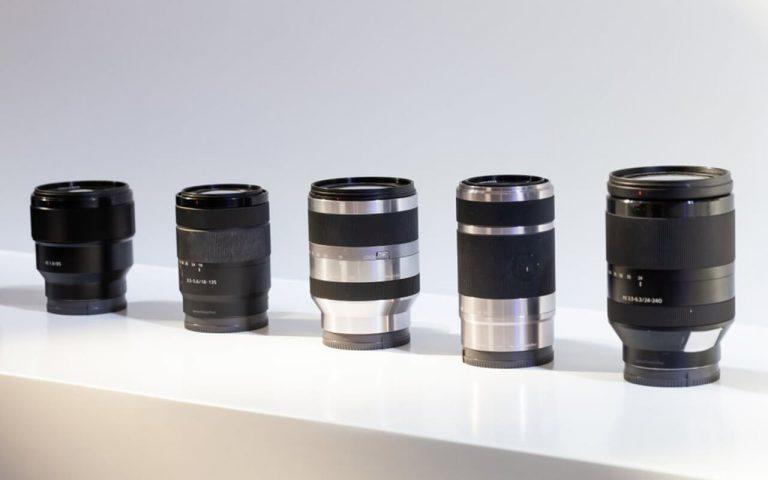 Best Lenses for Sony Cameras