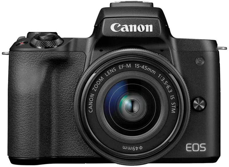 Canon EOS M50 Mirrorless Vlogging Camera