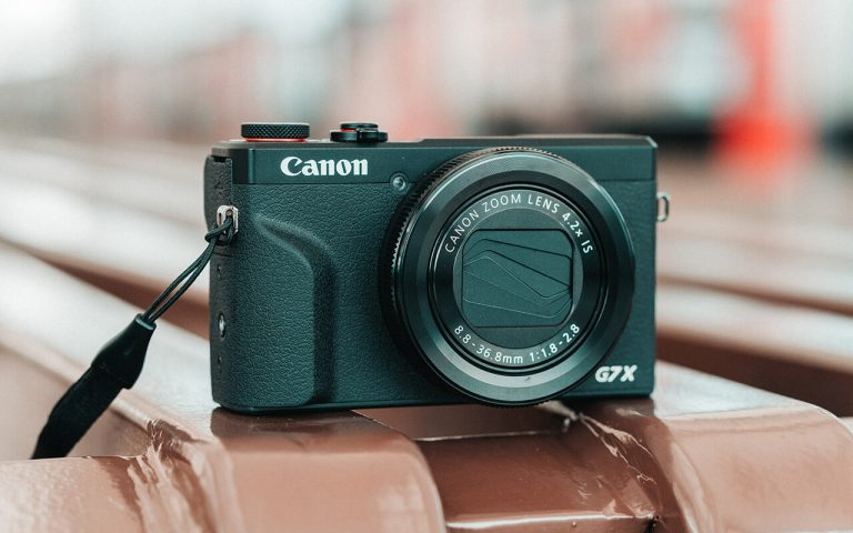 Canon G7X III Review