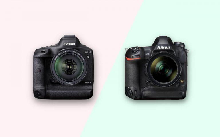 Canon Vs Nikon Camera