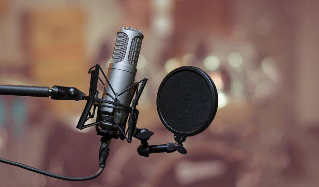 Condenser-Microphone