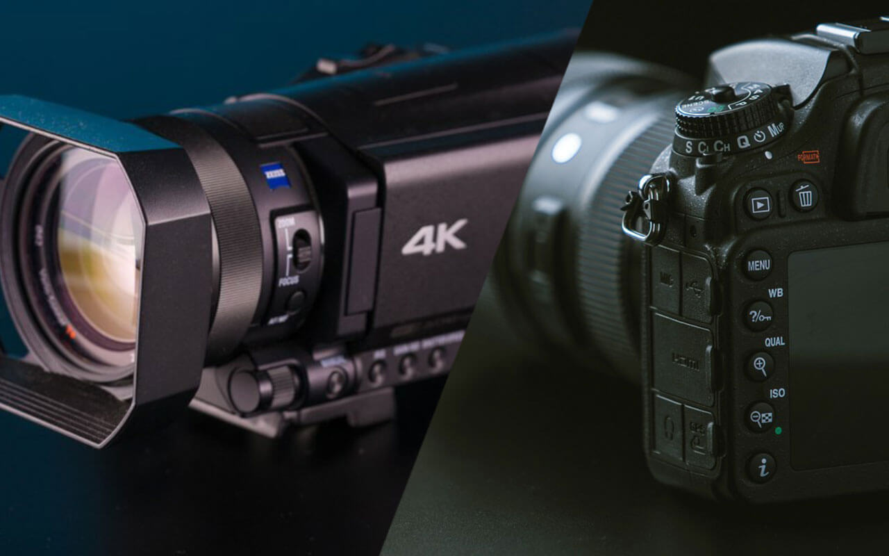Difference Between Camera and Digital Camcorder