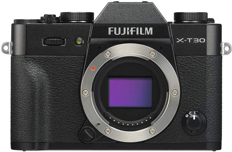 Fujifilm X-T30 Mirrorless Digital Camera