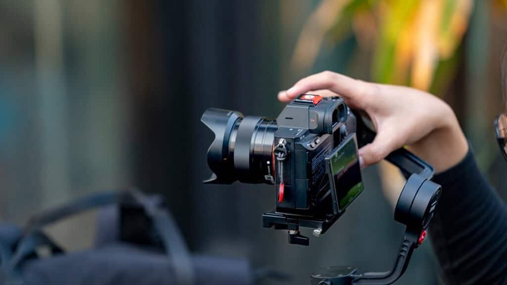 In-Camera Stabilization