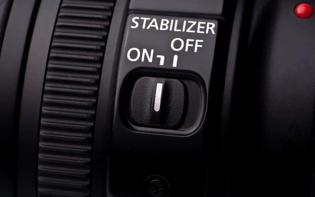 Lens Stabilization Switch
