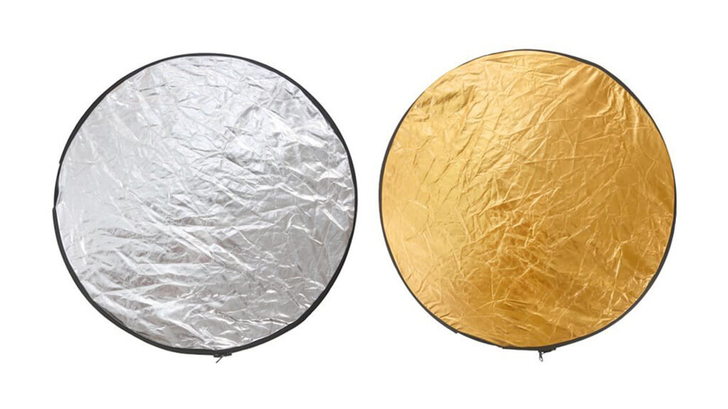 Light reflectors for photography