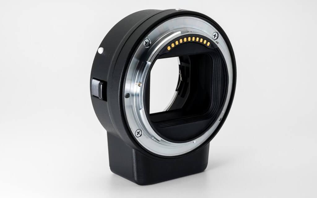 Nikon NIKKOR Lens FTZ mount adapter