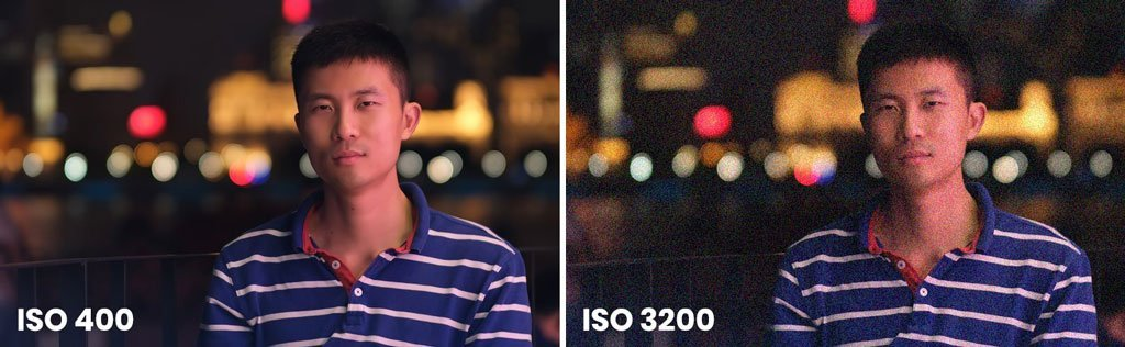 Noise and ISO