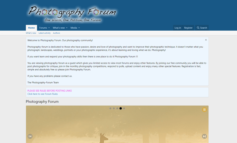 Photography-Forum
