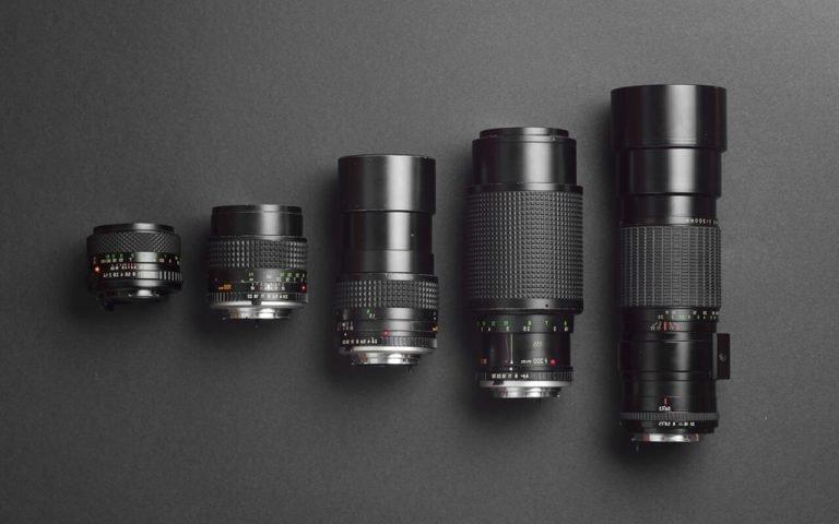 Prime vs. Zoom Lens