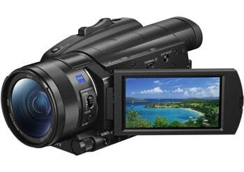 Sony-FDRAX700