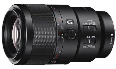 Sony FE 90mm f2.8 Macro G OSS Lens