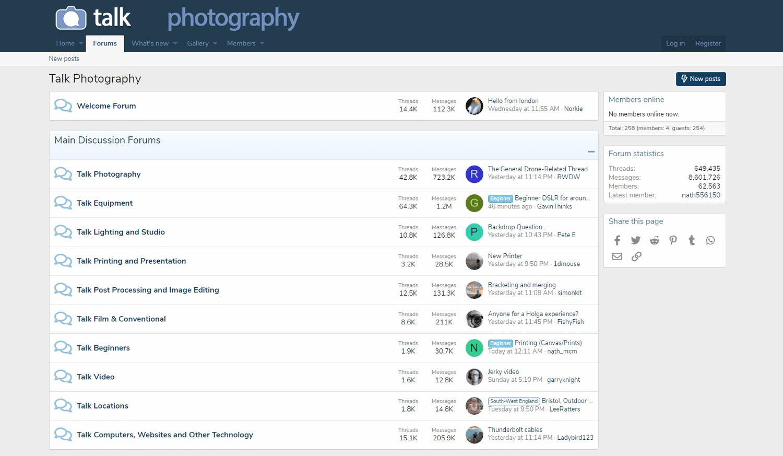 Talk-Photography
