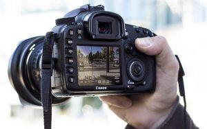 Types of Dslr Cameras