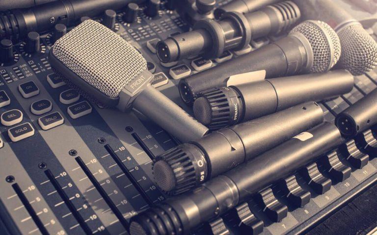 Types of Microphones
