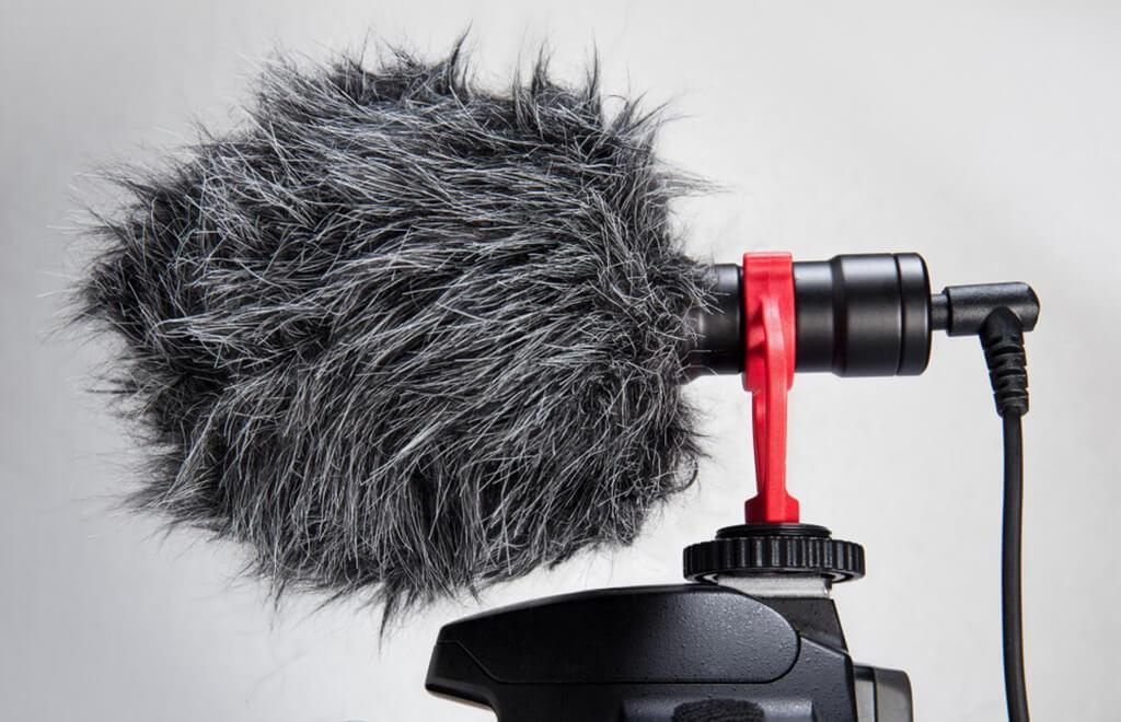 Windscreen for microphones